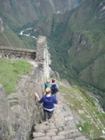Huayna Picchu trek