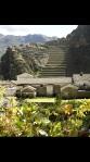 Machu Picchu Pueblo beneath Machu Picchu